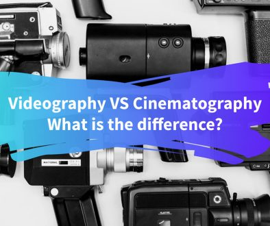 Videography VS cinematography